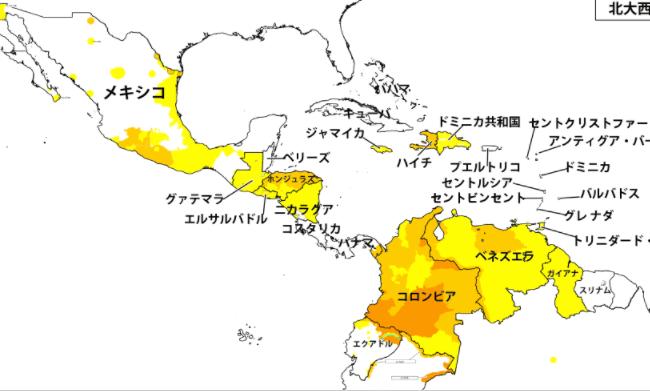 海外旅行の危険な国3